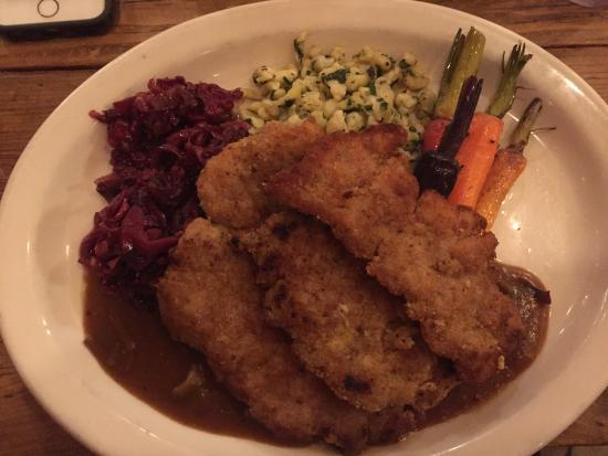 Food Hedz: Schnitzel