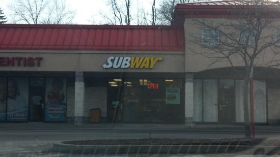 Subway Sarver