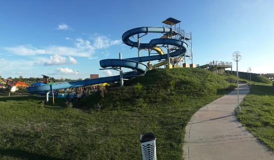 Parque Acuatico Federacion