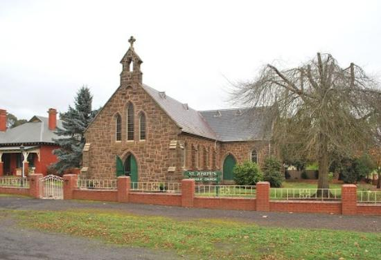 Penshurst, Australië: St joseph catholic church