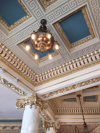 Milwaukee County Historical Society: Inside the Historical Society building!