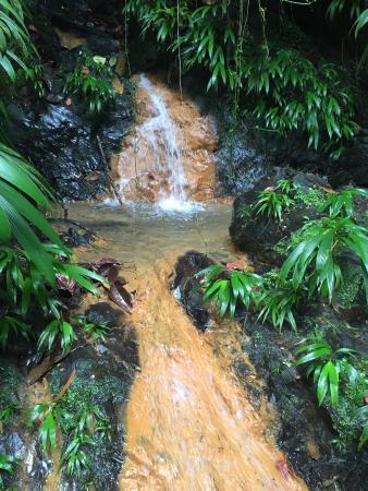 Eula's: Golden Water Fall