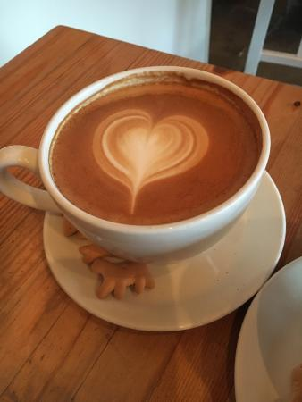 I heart coffee here picture of halcyon southtown san antonio halcyon southtown i heart coffee here voltagebd Images