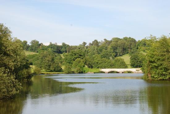 Crediton, UK: Shobrooke Park