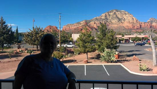 view from common patio picture of greentree inn sedona sedona rh tripadvisor com ph