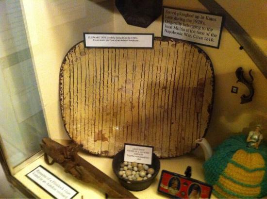 Ashdon Village Museum - friendly and fun