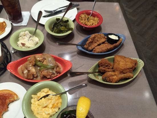 Paula Deens Restaurant In Myrtle Beach Sc