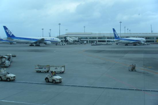 Naha Airport Observation Deck