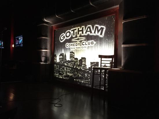 Gotham Comedy Club: Great Time!