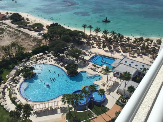 room view 16th floor picture of hotel riu palace antillas palm rh tripadvisor com