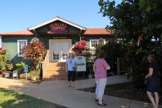 Kalaheo, ฮาวาย: Kauai Coffee Company