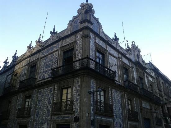 Foto De Casa De Los Azulejos Ciudad De M Xico 20160219