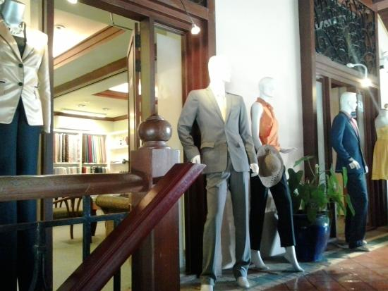 N P Tailors