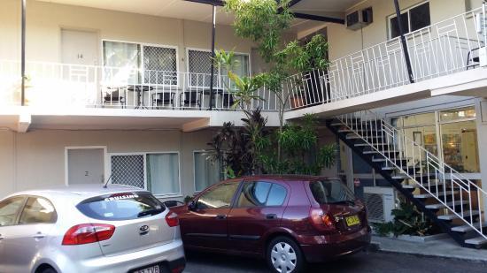 fine place to stay review of cairns city motel cairns tripadvisor rh tripadvisor com au