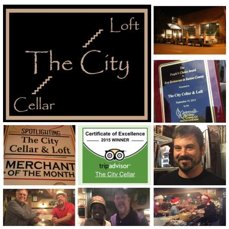 The City Cellar: About The Cellar