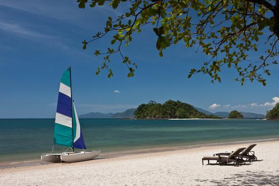 The Andaman, A Luxury Collection Resort: Beach View