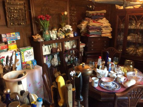 Pimblett's Downtown Toronto B&B: breakfast place