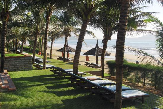 Pandanus Resort: Pandanus Beach