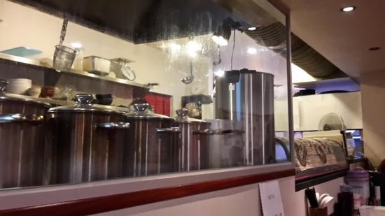 Kitchen Picture Of Japanese Ramen Yakitori Dining Dosanko Larmen