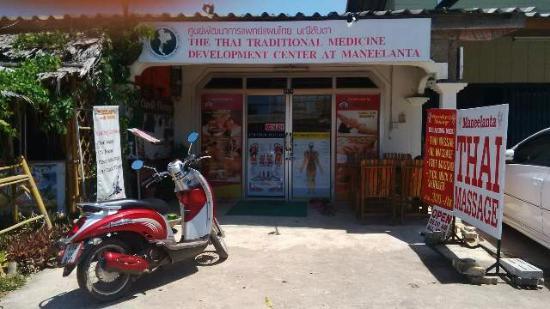 Maneelanta Massage: Maneelanta Spa