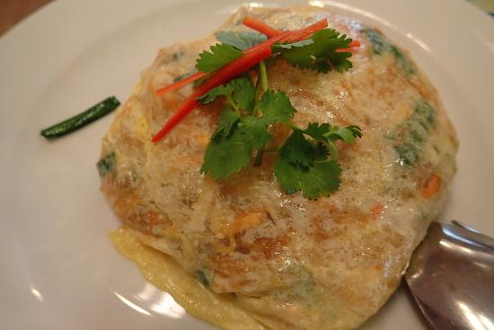 Pad Thai Omelette Recipe — Dishmaps
