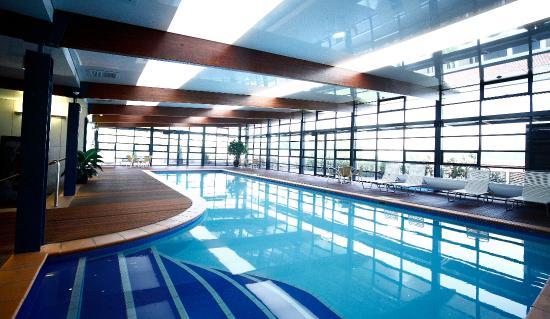 Novotel Canberra: Pool