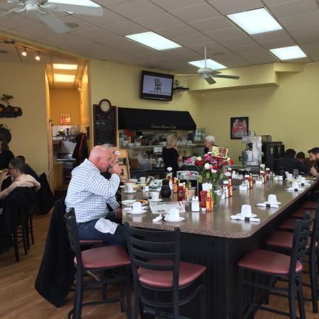 Cornerstone Cafe Chicago Clybourn