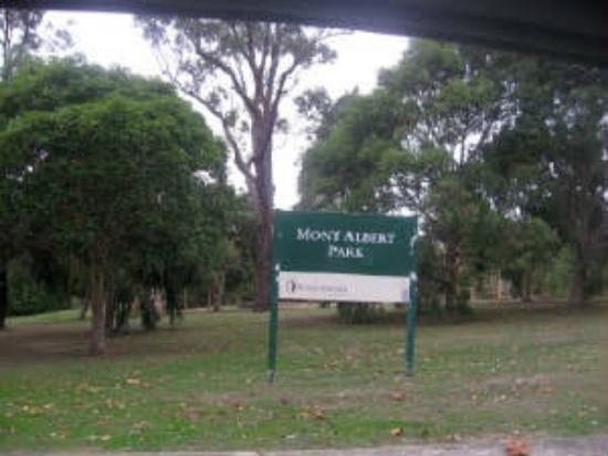 Balwyn, Australien: Mont albert park