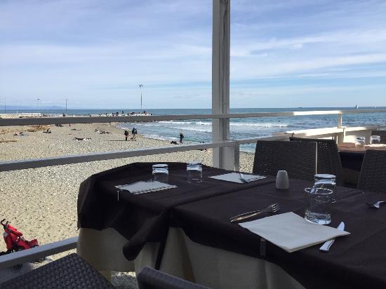 Terrazza sul mare foto di ristorante pizzeria kursaal - Terrazzi sul mare ...