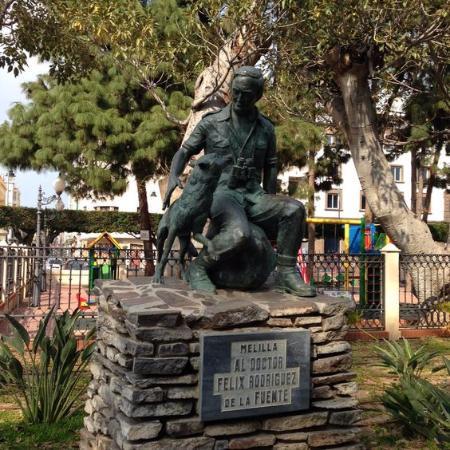 Monumento a Felix Rodriguez de la Fuente