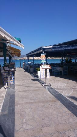 Poseidon Hotel Kokkari Samos Greece