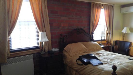 Le Grand Hotel : Confortable et chaleureuse