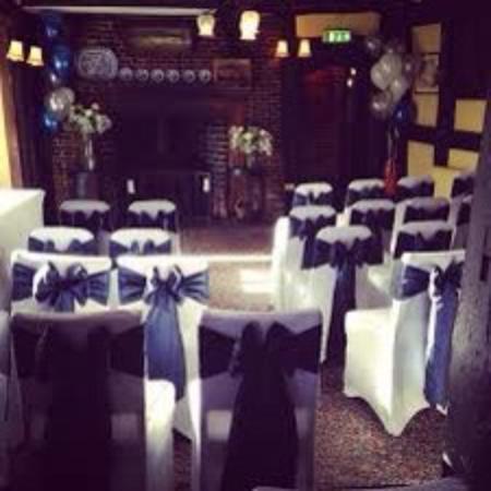 Star and eagle goudhurst wedding venues