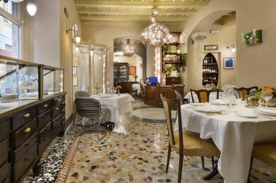 Particolare ristorante foto di ristorante santa marta - Ristorante marta in cucina ...
