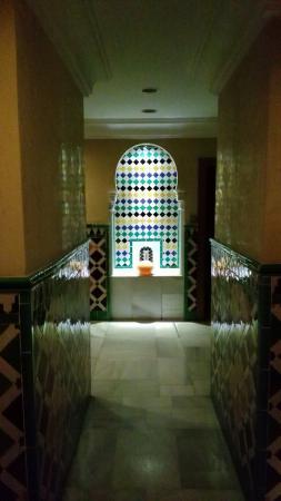 Banos arabes palacio de comares granada spanien - Banos arabes palacio de comares ...