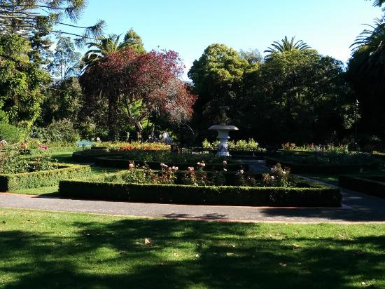 Nelson, New Zealand: The Gardens