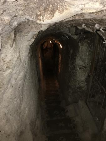 Derinkuyu Yeralti Şehri - Picture of Derinkuyu Yeralti ...