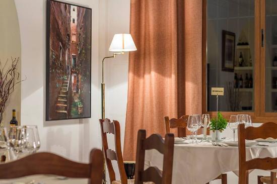 imagen Restaurante La Reserva de la Axarquía en Benamocarra