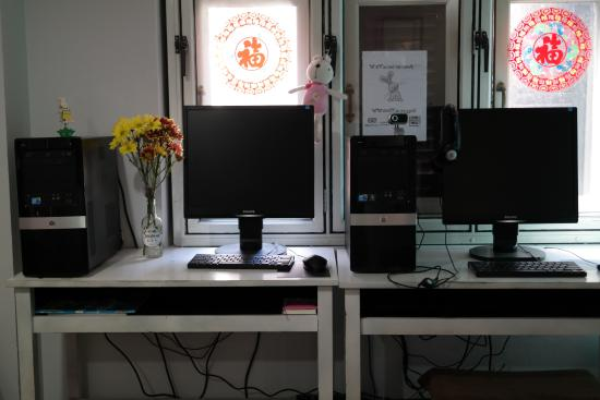 the computers picture of burrow hostel at smith singapore rh tripadvisor com