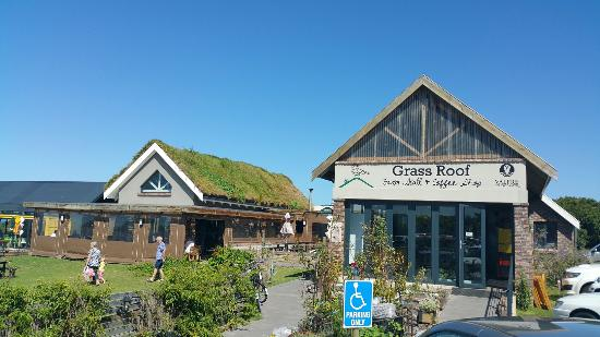Entrance - Grass Roof Farm Stall, Restaurant and Bakery Photo