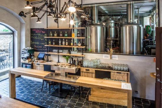 Prachatice Brewery