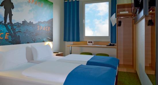 Gremberghoven, Deutschland: Zweibettzimmer
