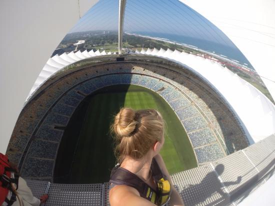 Big Rush Urban Adrenaline: Don't look down...
