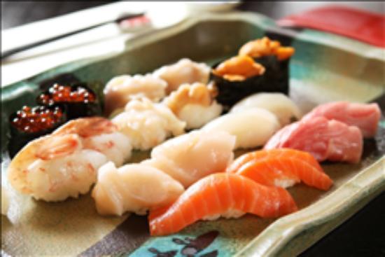 Kushiro Miyako Sushi