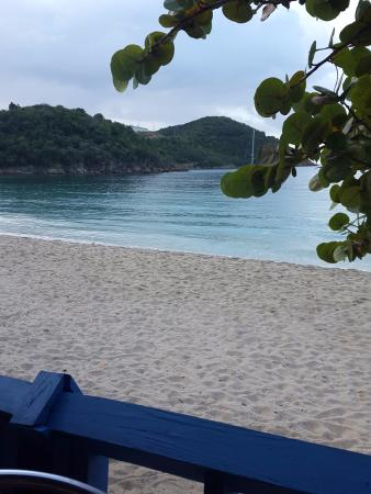 Island Beachcomber Hotel: View from Room