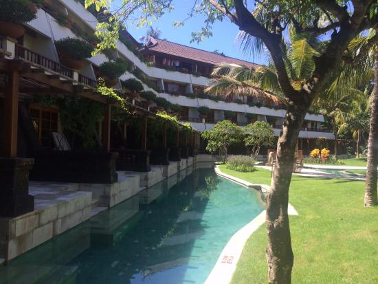 palace club rooms lagoon access picture of nusa dua beach hotel rh tripadvisor co uk