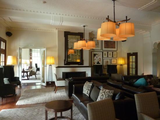 Breakfast Area Picture Of Peppers Mineral Springs Hotel Hepburn