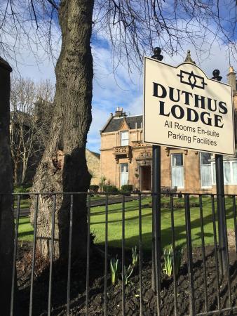 Duthus Lodge: photo4.jpg