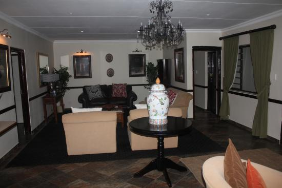 At Heritage House: Lounge
