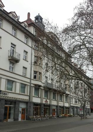 Cafe Kaiserbau Stuttgart